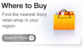 Where to Buy : Sony Middle East & Africa