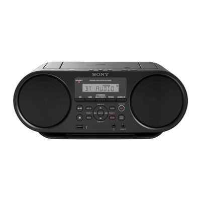 Image de Boombox CD avec Bluetooth®
