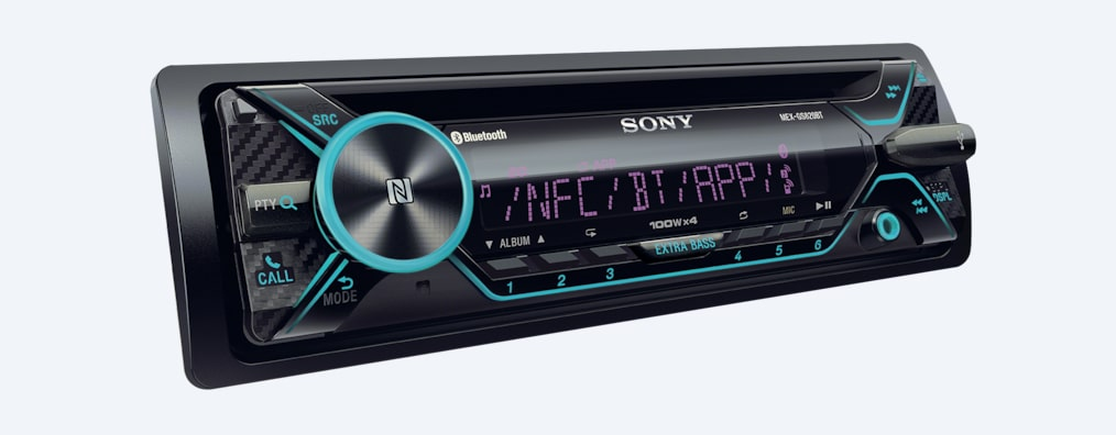 Images of BLUETOOTH® CD Receiver