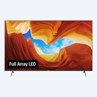 Image de X90H | Full Array LED | 4K Ultra HD | Contraste élevé HDR | Smart TV (Android TV)