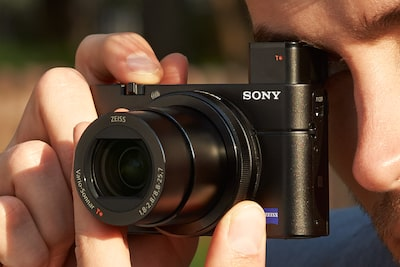 Appareil photo Cyber-shot™ de Sony