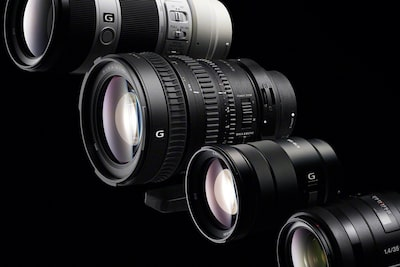 G Lens (G Lens itself is a trademark and has no plural form)