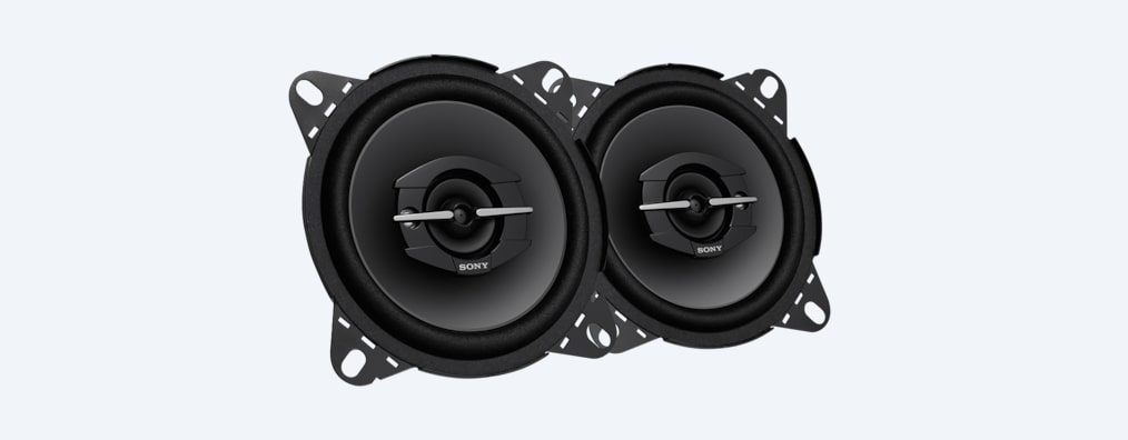 Images of 10cm 3-way speakers