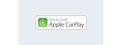 Logos Apple CarPlay