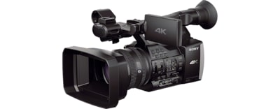 Images of AX1E 4K Professional Handycam®