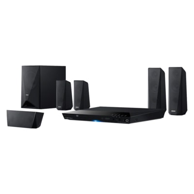 Picture of DVD Home Cinema System with Bluetooth®