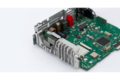 MEX-GS820BT Receiver heat sink