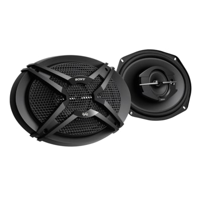 "Picture of 6 x 9"" (16 x 24 cm) 3-way speakers"