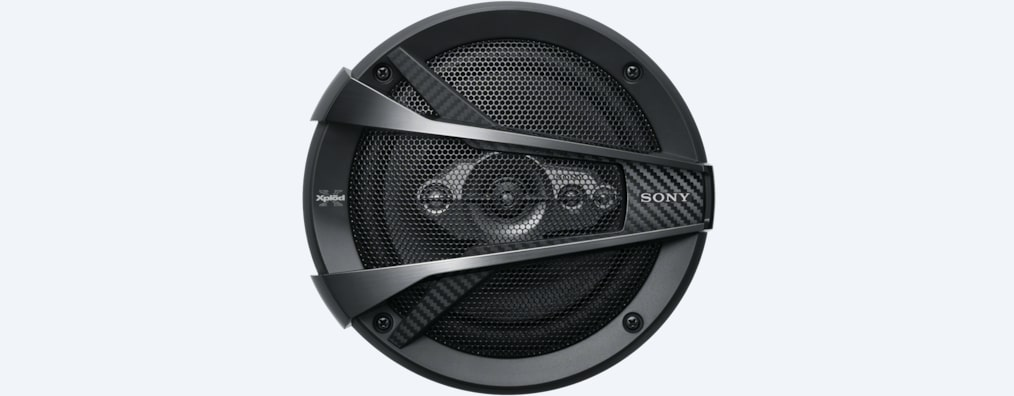 "Images of 16cm (6"" 1/2) 5-Way Coaxial Speaker"