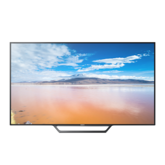 Изображение W650D | LED | HD Ready/Full HD | Smart TV