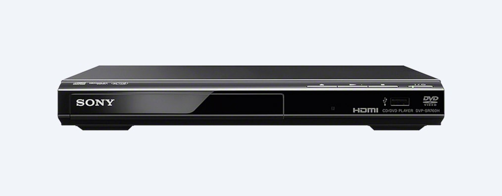 Images of DVD Player with HD Upscaling