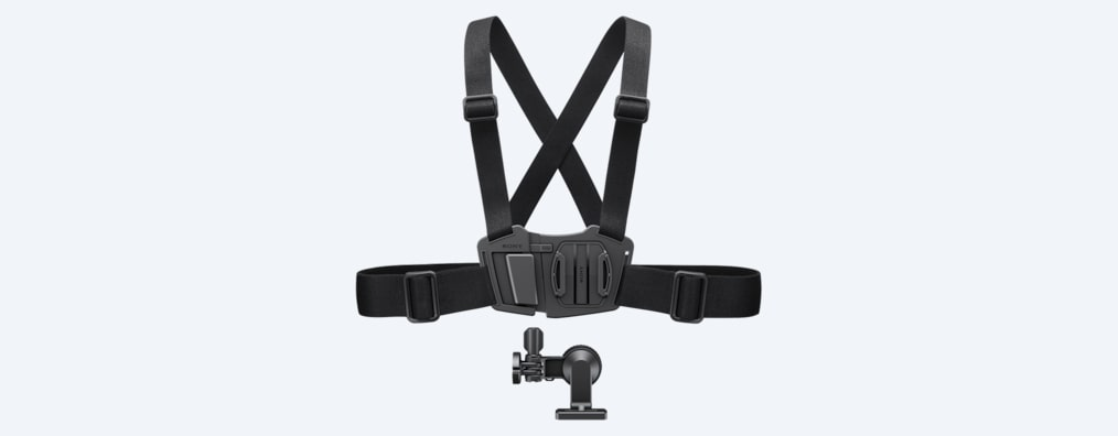 Images of AKA-CMH1 Chest Mount Harness for Action Cam