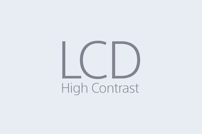DSX-A410BT USB LCD High Contrast icon