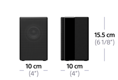 Picture of Wireless Rear Speaker for HT-Z9F