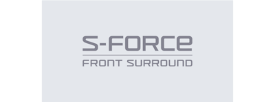 S-Force Front Surround sound