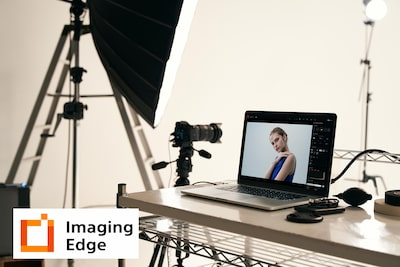 Imaging Edge™ Remote وViewer وEdit
