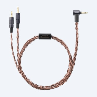 Picture of MUC-B12SM1 Stereo Mini 1.2m Y-type Cable
