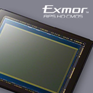 24.3MP Exmor APS HD CMOS sensor