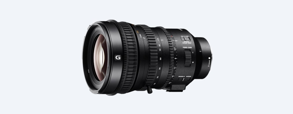 Images de E PZ 18 – 110 mm F4 G OSS