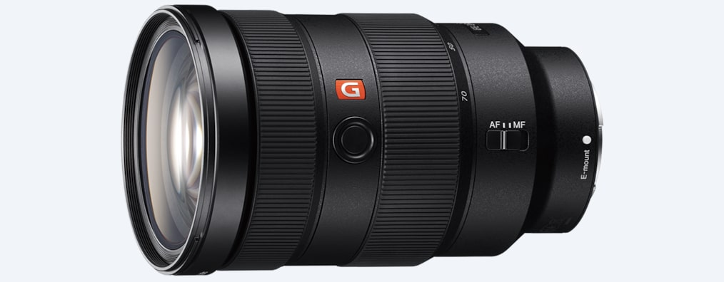 Images de FE 24-70 mm F2.8 GM