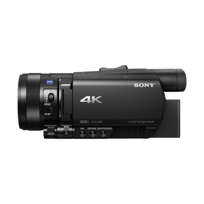 Picture of FDR-AX700 4K HDR Camcorder