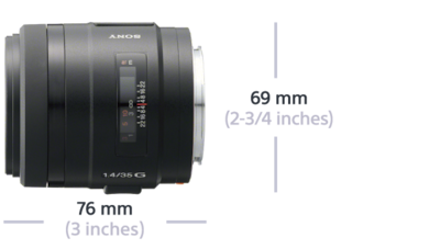 Picture of 35mm F1.4 G