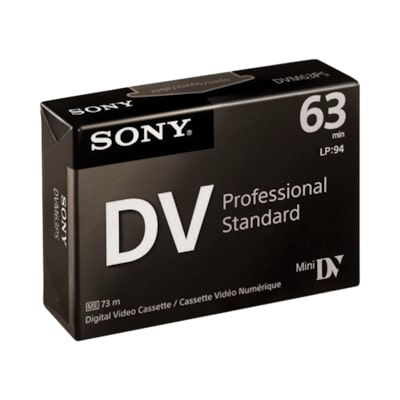 Picture of Professional Digital Video Cassette