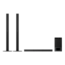 Picture of 5.1ch Home Cinema Soundbar System with Bluetooth® technology | HT-S700RF