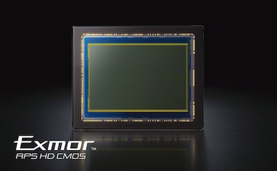 حساس ‎Exmor® APS HD CMOS